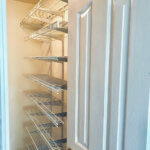 Store Bought Closet System